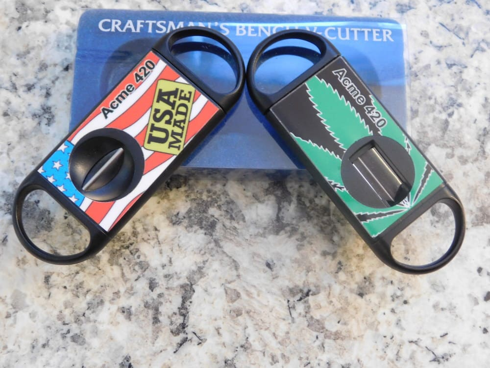Acme Hemp Labs Acme 420 Hemp and MJ Cigar Cutters